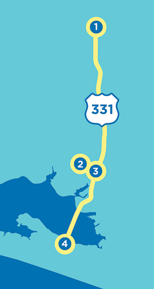 Jumper Route - US 331